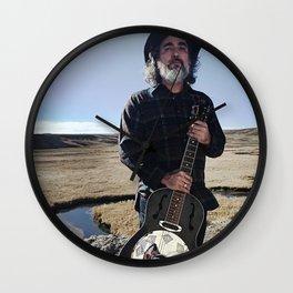 Jody Carroll - Back to the Country Wall Clock