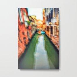 Venetian Thighs Metal Print