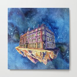 King's Head Hotel, Coventry Metal Print