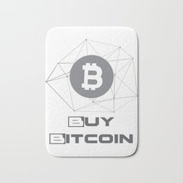 Buy Bitcoin Funny Bath Mat