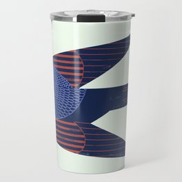 Barn Swallow Travel Mug