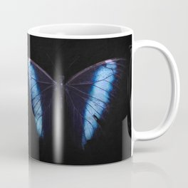 Blue Wings Coffee Mug