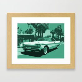 DeSoto Framed Art Print