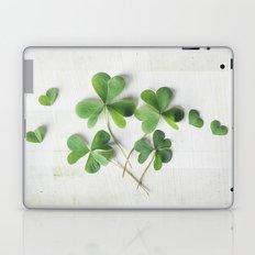 Shamrock Family Laptop & iPad Skin