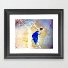 Flujo °de la Vida^ Framed Art Print