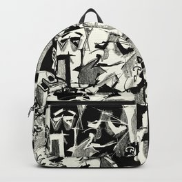 Chapter One: Never Talk with Strangers Backpack