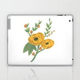 SPRING VINTAGE FLORAL Laptop & iPad Skin