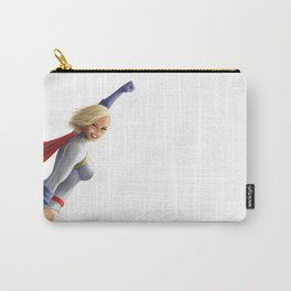 Powergirl Carry-All Pouch