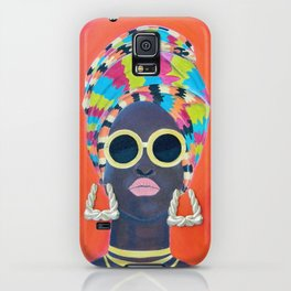 Unbothered iPhone Case