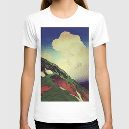 The Hike to Mt Harusan T-shirt