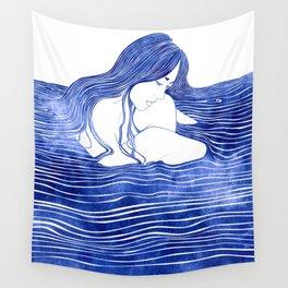 Nereid XXI Wall Tapestry