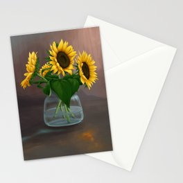 Happy Birthday, Vincent! Stationery Cards