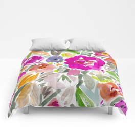 Bravery Floral Comforters