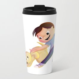 Dance Metal Travel Mug