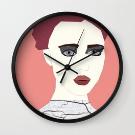 Lena Wall Clock
