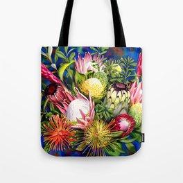 Protea Bounty Tote Bag