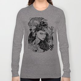 Be one with the wild Long Sleeve T-shirt