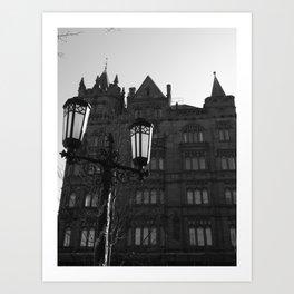 The Ocean Building, Belfast Art Print