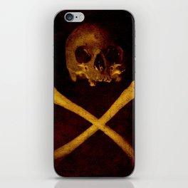 Pirate Skull iPhone Skin