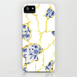 Kintsukuroi No.2 iPhone Case