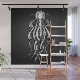 Octopus no 1 Wall Mural
