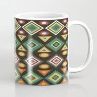 geo Mugs featuring Geo by Sproot