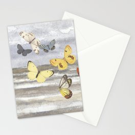 Butterfly escape Stationery Cards
