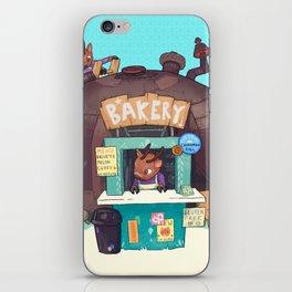 Bakery - Deer iPhone Skin