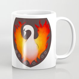 SwanFire Family Crest Coffee Mug