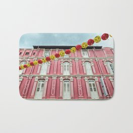 Colonial Facade Bath Mat