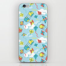 Go Fly a Kite iPhone & iPod Skin
