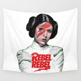 Princess Leia Rebel Wall Tapestry