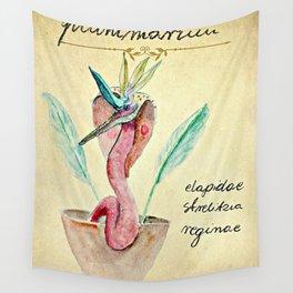 Planimarium -  elapidae strelitzia reginae Wall Tapestry