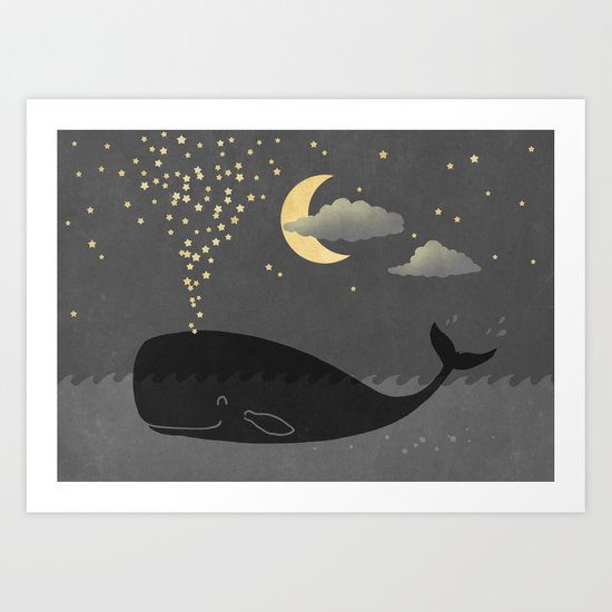 Starmaker - colour option Art Print