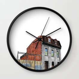 POLICE STATION NO. 3 Wall Clock