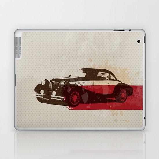 car Laptop & iPad Skin
