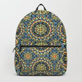 Boho Chic Elizabethan Bijoux Backpack