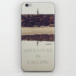 Adventure is Calling iPhone Skin