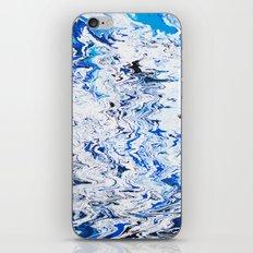 Gravity Painting 26 iPhone & iPod Skin