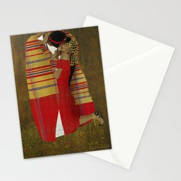 "Al Bousa ""The Kiss"" Stationery Cards"