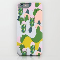 Whimsical mountains Slim Case iPhone 6s