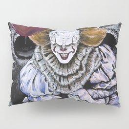 IT Clown Pillow Sham