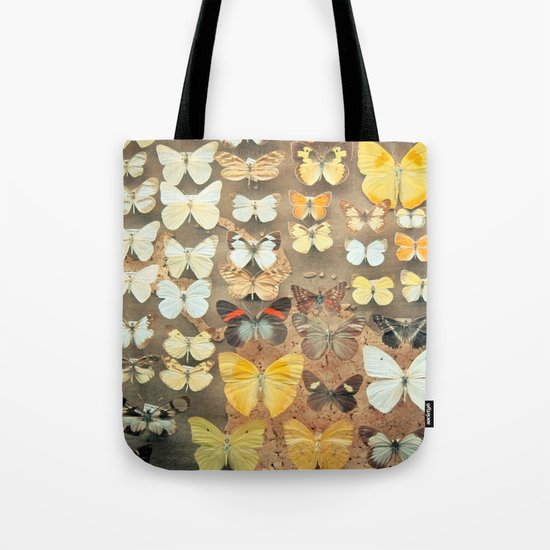 The Butterfly Collection I Tote Bag