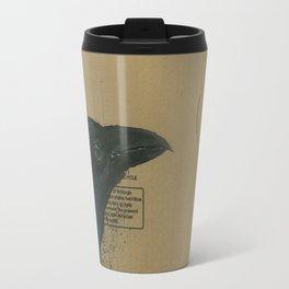 Empty Shell - 3 Travel Mug