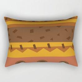 Dug Dig Rectangular Pillow