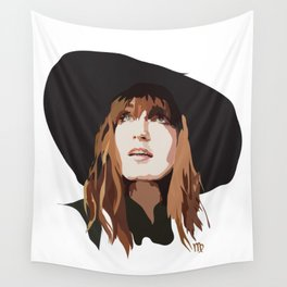 Florence + The Machine Wall Tapestry