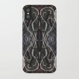 Ghosts Emerging iPhone Case