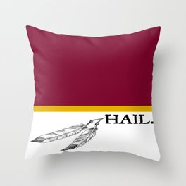 HTTR Throw Pillow
