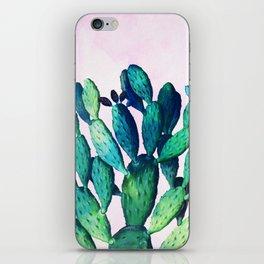Cactus Three Ways #society6 #decor #buyart iPhone Skin