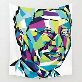 Legend of the fall – Mandela Wall Tapestry